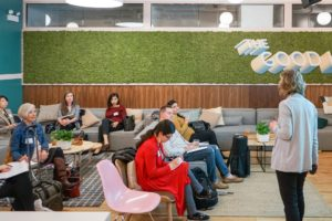 Learning Lab: It's Not All About the Give/Get @ WeWork Monroe Street | Chicago | Illinois | United States
