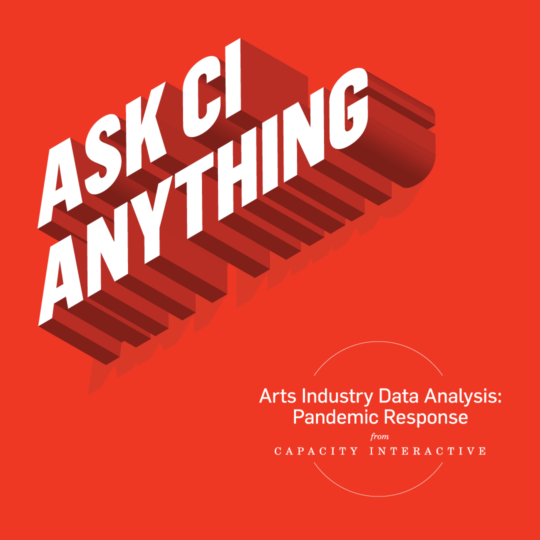 Ask CI Anything @ Webinar